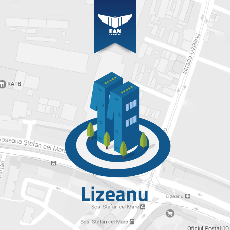 FAN Courier Lizeanu
