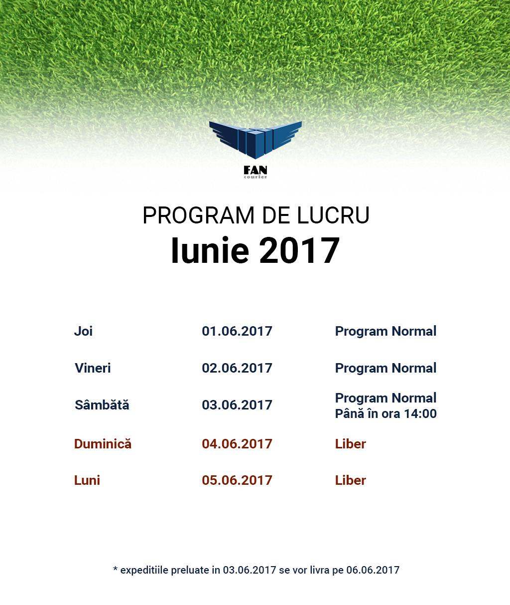 program-iunie